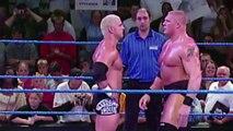 Brock Lesnar vs Hardcore Holly - WWE SmackDown - 9 December 2002
