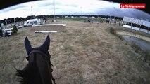 Equitation. Grand week-end de concours complet à Vannes Sené