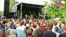 Video.  Châtellerault: 5000 personnes pour Tri Yann à Jours de Vienne