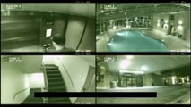 Ecco una raccolta di video dei fantasmi più realistici e flippantes, filmata da telecamere di sorveglianza