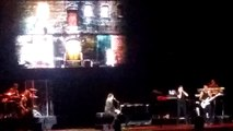 Lionel Richie singing Stuck on You at the Covelli Center in Youngstown, Ohio
