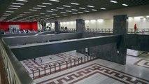 """Athens Metro """"Syntagma Station"""" - Athens, Greece"""