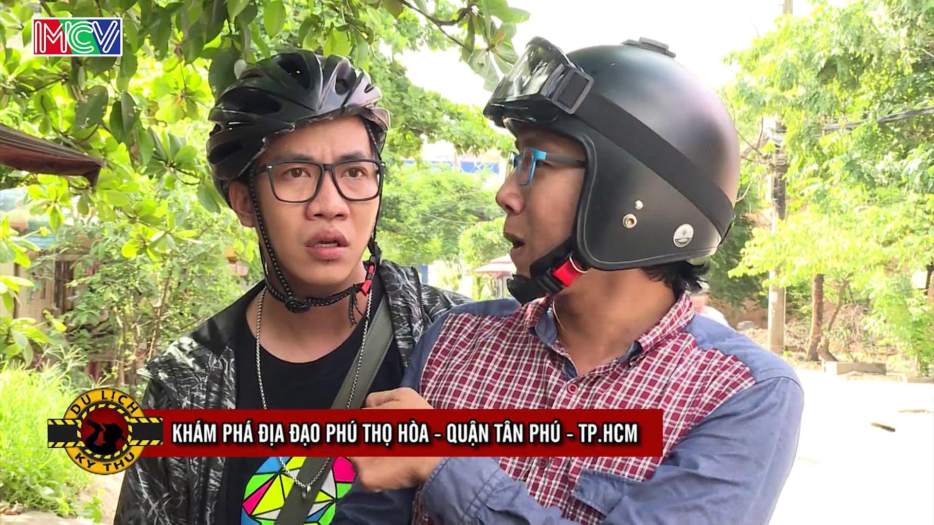Hoàng Rapper - Mây hài hước khám phá địa đạo tại Tp.HCM   DU LỊCH KỲ THÚ   Tập 18   Phần 2