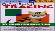 Collection Book My First Book Of Tracing (Kumon Workbooks)