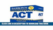 Collection Book Barron s ACT Flash Cards, 2nd Edition: 410 Flash Cards to Help You Achieve a