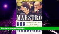 Big Deals  Maestro: Greenspan s Fed and the American Boom (Greenspan, Alan)  Best Seller Books
