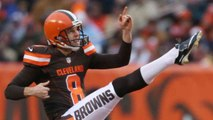 Browns Trade Punter Andy Lee to Panthers