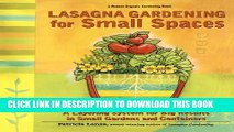[PDF] Lasagna Gardening for Small Spaces: A Layering System for Big Results in Small Gardens and