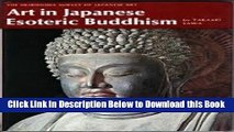[Best] Art in Japanese Esoteric Buddhism (The Heibonsha Survey of Japanese Art, 8) Online Ebook