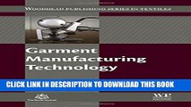 PDF] Management of Technology Systems in Garment Industry