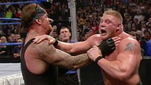 Brock Lesnar and John Cena vs Undertaker and Kurt Angle   WWE SmackDown 2003 HD