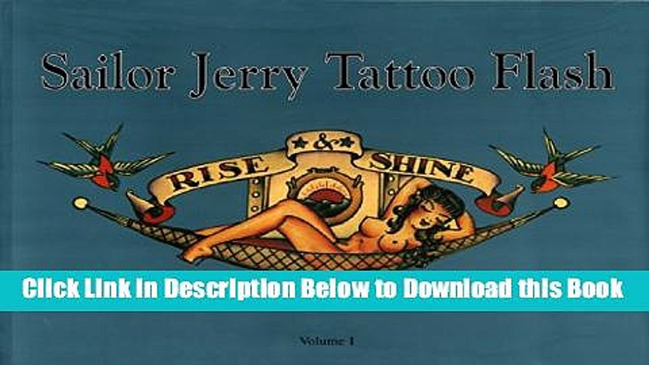 Reads Sailor Jerry Tattoo Flash Rise Shine Vol 1 Online Ebook Video Dailymotion