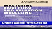 [PDF] Mastering Cash Flow and Valuation Modelling (Financial Times) Full Online