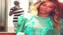 Jay-Z & Beyoncé Check Thirsty Beyouncé Fan, Jigga Man Manhandles Ny Man - Jay z & Beyoncé