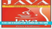 [PDF] Java: The Ultimate Guide to Learn Java and C++ (Programming, Java, Database, Java for