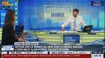 26/08/2016 - Le Club de la Bourse: Alain Pitous, Florence Barjou et Alexandre Baradez