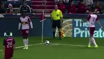 Meilleur corner de l'histoire - New York Red Bulls v Chicago Fire