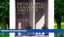 Big Deals  Developing Leadership Abilities (2nd Edition)  Best Seller Books Most Wanted