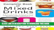 [PDF] The Complete Book of Mixed Drinks: Over 1,000 Alcoholic and Non-Alcoholic Cocktails