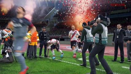 Annonce des clubs argentins de Pro Evolution Soccer 2017