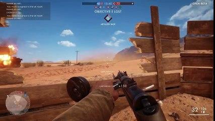 Gameplay cavalerie de BF1 de Battlefield 1