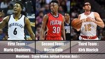 Poste par poste, la liste des joueurs NBA sans contrat