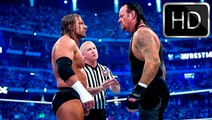 WWE WrestleMania 27 Undertaker Vs Triple H No Holds Barred Match 720p HD