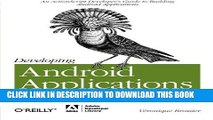 [PDF] Developing Android Applications with Adobe AIR (Adobe Developer Library) Popular Collection