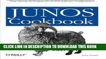 [PDF] JUNOS Cookbook (Cookbooks (O Reilly)) Full Collection