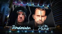 WWE Wrestlemania 29 Undertaker Vs Cm Punk