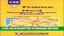 [PDF] Michelin Nord (Flandres/Artois/Picardie), France Map No. 236 Full Online