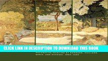 [PDF] Beyond the Easel: Decorative Painting by Bonnard, Vuillard, Denis, and Roussel, 1890-1930