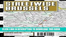 Streetwise Brussels Map - Laminated City Center Street Map ...