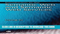New Book Introduction to the Semantic  Web and Semantic Web Services