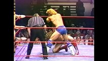 Kerry Von Erich vs Terry Gordy (NWA World Title Mid South February 1984)