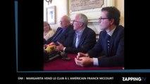 OM : Margarita Louis-Dreyfus vend le club à l'Américain Franck McCourt