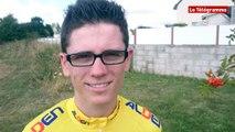 Cyclisme. David Gaudu, vainqueur du Tour de l'Avenir