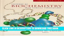 Collection Book Textbook of Biochemistry: With Clinical Correlations