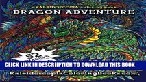 [PDF] Dragon Adventure: A Kaleidoscopia Coloring Book Popular Collection