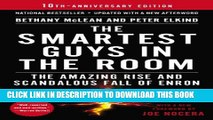 [Read PDF] The Smartest Guys in the Room: The Amazing Rise and Scandalous Fall of Enron Ebook Online