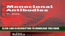 New Book Monoclonal Antibodies (Basics: from Background to Bench)