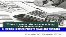 [PDF] The Lean Accounting Guidebook: Second Edition: How to Create a World-Class Accounting