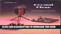[PDF] Crystal Clear  Vintage American Crystal Sets, Crystal Detectors and Crystals, Volume 1
