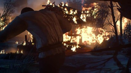 The Witcher 3: Wild Hunt trailer de lancement pour la Game of the Year Edition de The Witcher 3 : Wild Hunt