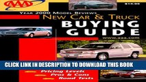 [Read PDF] AAA New Car and Truck Buyer s Guide (AAA Auto Guide: New Cars   Trucks) Ebook Online