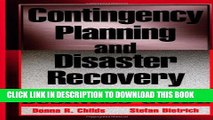 [PDF] Contingency Planning and Disaster Recovery: A Small Business Guide Popular Online