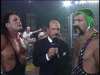 Steiner Brothers interview, WCW Monday Nitro 26.08.1996