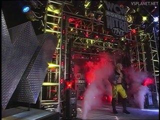 Chris Jericho WCW debut: vs Alex Wright, WCW Monday Nitro 26.08.1996