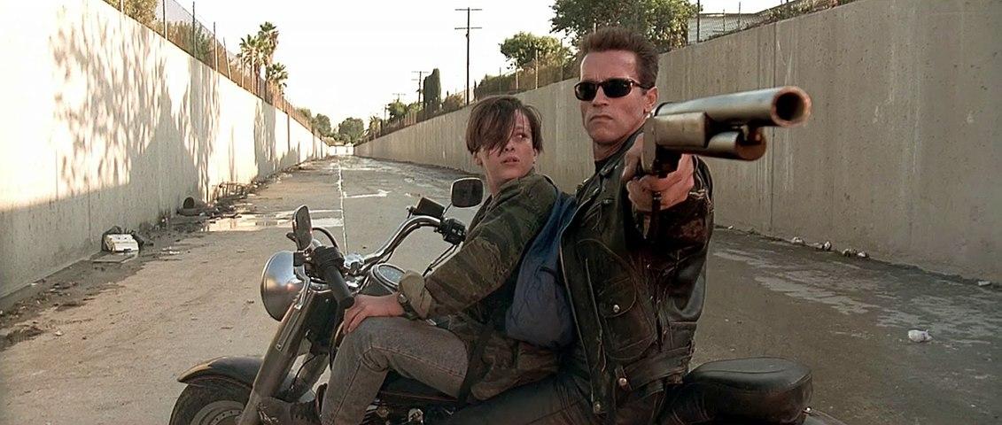Terminator 2: El juicio final (Terminator 2: Judgment Day) |1991| - Trailer español
