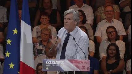 Intervention de Stéphane Le Foll - Rassemblement